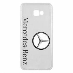 Чехол для Samsung J4 Plus 2018 Mercedes-Benz Logo