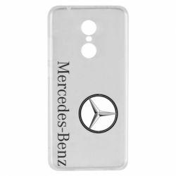 Чехол для Xiaomi Redmi 5 Mercedes-Benz Logo