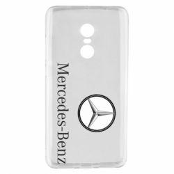 Чехол для Xiaomi Redmi Note 4 Mercedes-Benz Logo