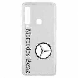 Чехол для Samsung A9 2018 Mercedes-Benz Logo