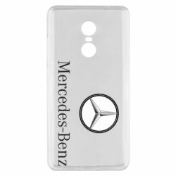 Чехол для Xiaomi Redmi Note 4x Mercedes-Benz Logo