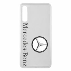 Чехол для Samsung A7 2018 Mercedes-Benz Logo