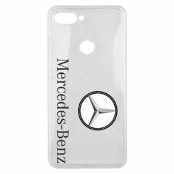 Чехол для Xiaomi Mi8 Lite Mercedes-Benz Logo