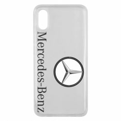 Чехол для Xiaomi Mi8 Pro Mercedes-Benz Logo