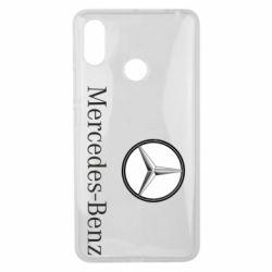 Чехол для Xiaomi Mi Max 3 Mercedes-Benz Logo