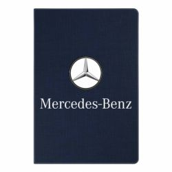 Блокнот А5 Mercedes-Benz Logo