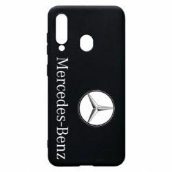 Чехол для Samsung A60 Mercedes-Benz Logo