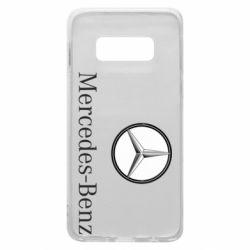 Чехол для Samsung S10e Mercedes-Benz Logo