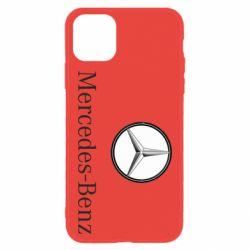 Чехол для iPhone 11 Mercedes-Benz Logo