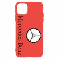 Чехол для iPhone 11 Pro Mercedes-Benz Logo
