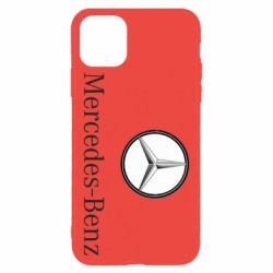 Чехол для iPhone 11 Pro Max Mercedes-Benz Logo