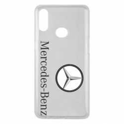 Чехол для Samsung A10s Mercedes-Benz Logo
