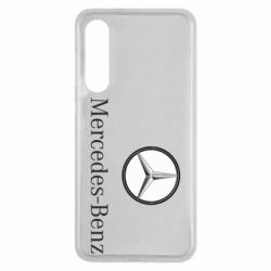 Чехол для Xiaomi Mi9 SE Mercedes-Benz Logo
