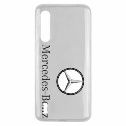 Чехол для Xiaomi Mi9 Lite Mercedes-Benz Logo