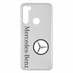 Чехол для Xiaomi Redmi Note 8 Mercedes-Benz Logo