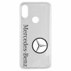 Чехол для Xiaomi Redmi Note 7 Mercedes-Benz Logo
