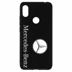 Чехол для Xiaomi Redmi S2 Mercedes-Benz Logo