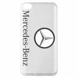 Чехол для Xiaomi Redmi Go Mercedes-Benz Logo