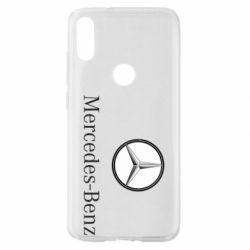 Чехол для Xiaomi Mi Play Mercedes-Benz Logo