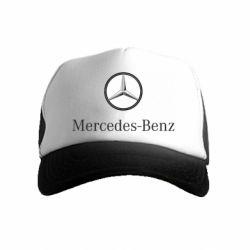 Детская кепка-тракер Mercedes-Benz Logo