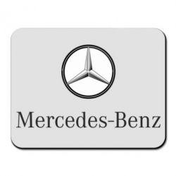 Коврик для мыши Mercedes-Benz Logo - FatLine