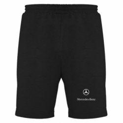 Купить Мужские шорты Mercedes Benz logo, FatLine