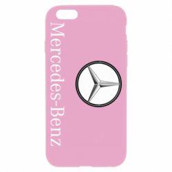 Чехол для iPhone 6/6S Mercedes-Benz Logo