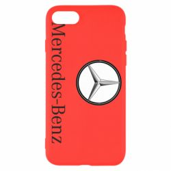 Чехол для iPhone 7 Mercedes-Benz Logo