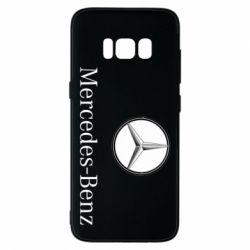 Чехол для Samsung S8 Mercedes-Benz Logo