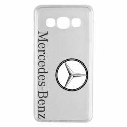Чехол для Samsung A3 2015 Mercedes-Benz Logo