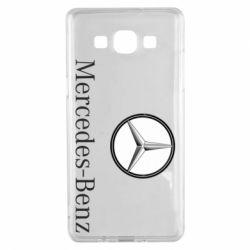 Чехол для Samsung A5 2015 Mercedes-Benz Logo