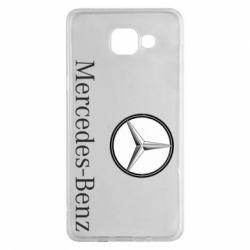 Чехол для Samsung A5 2016 Mercedes-Benz Logo