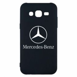 Чехол для Samsung J5 2015 Mercedes Benz