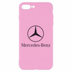 Чехол для iPhone 7 Plus Mercedes Benz