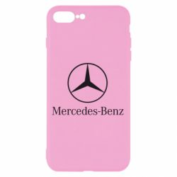 Чехол для iPhone 8 Plus Mercedes Benz