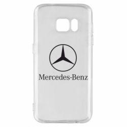 Чехол для Samsung S7 Mercedes Benz