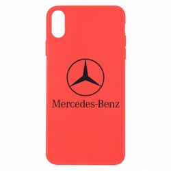 Чехол для iPhone Xs Max Mercedes Benz