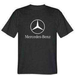 Мужская футболка Mercedes Benz - FatLine