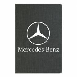 Блокнот А5 Mercedes Benz