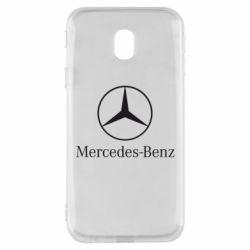 Чехол для Samsung J3 2017 Mercedes Benz