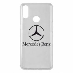 Чехол для Samsung A10s Mercedes Benz