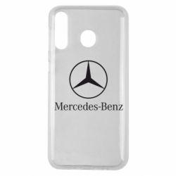 Чехол для Samsung M30 Mercedes Benz