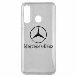 Чехол для Samsung M40 Mercedes Benz