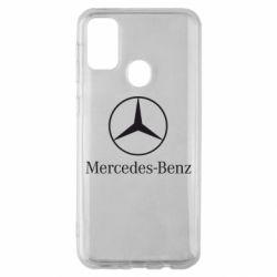 Чехол для Samsung M30s Mercedes Benz