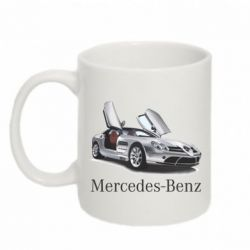 Кружка 320ml Mercedes-Benz - FatLine