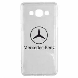Чехол для Samsung A5 2015 Mercedes Benz