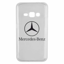 Чехол для Samsung J1 2016 Mercedes Benz