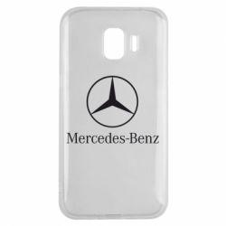 Чехол для Samsung J2 2018 Mercedes Benz