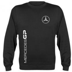 Реглан (свитшот) Mercedes GP Logo - FatLine