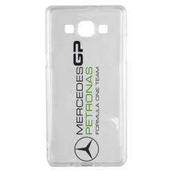 Чехол для Samsung A5 2015 Mercedes GP Vert